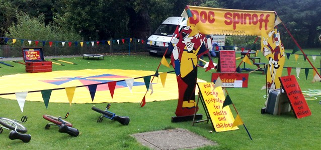 Doc SpinOff Circus Workshop
