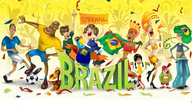 Our theme for 2016 is all things BRAZIL !!!