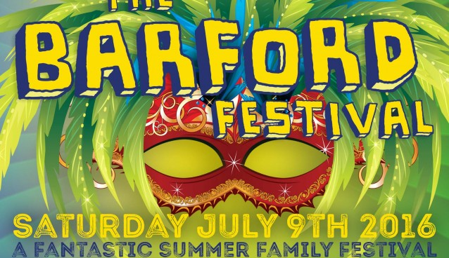 We are all set for a fabulous, fun festival for you July 9th !